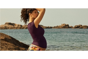 Maternity Swimwear: Pregnancy Doesn't Mean You Can't Swim