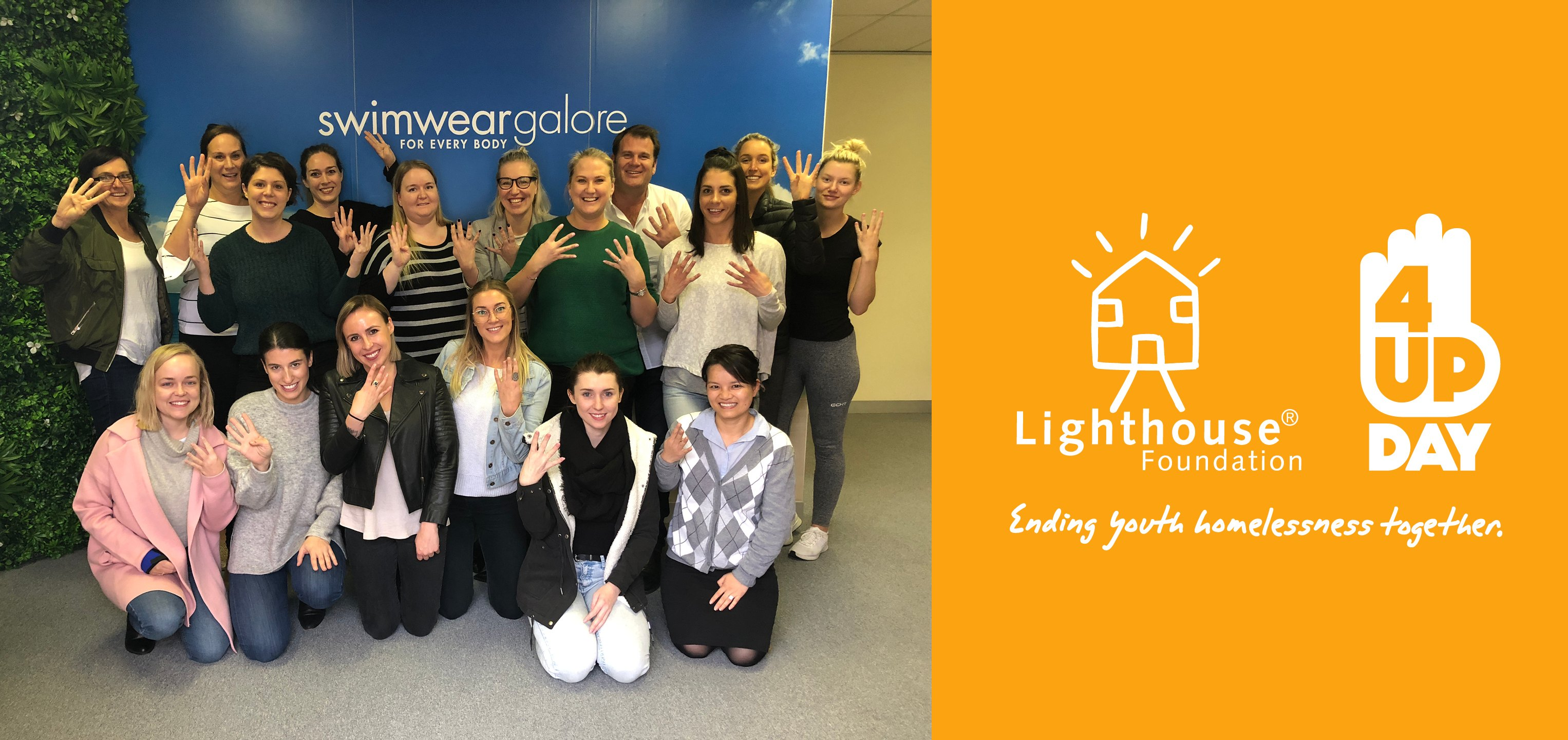 4UpDay - Lighthouse Foundation