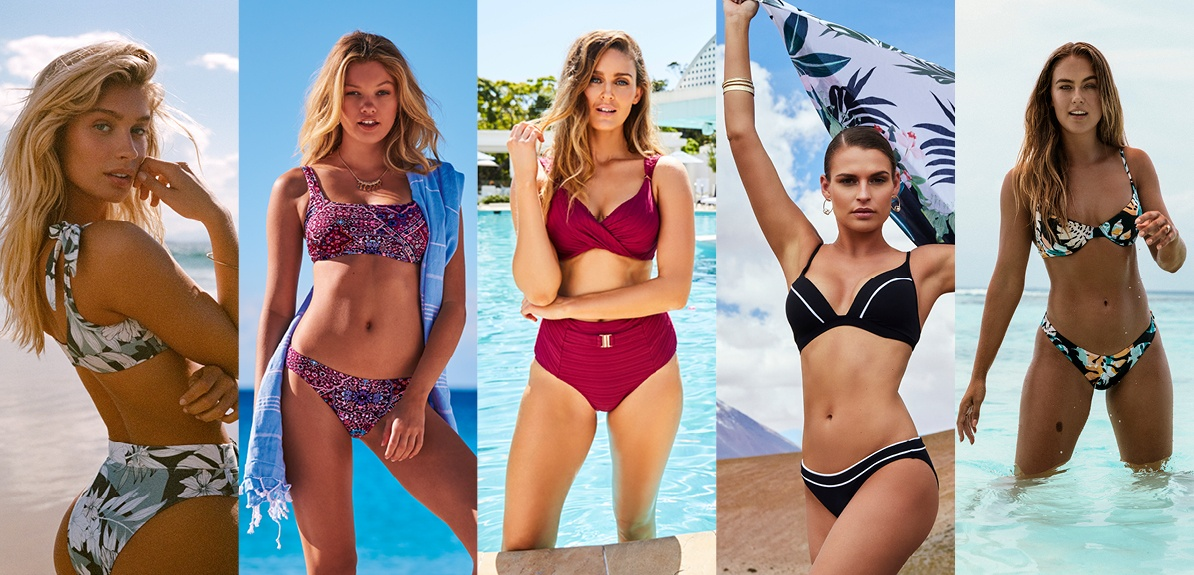Bikini Brands – Our Top 5 Favourites