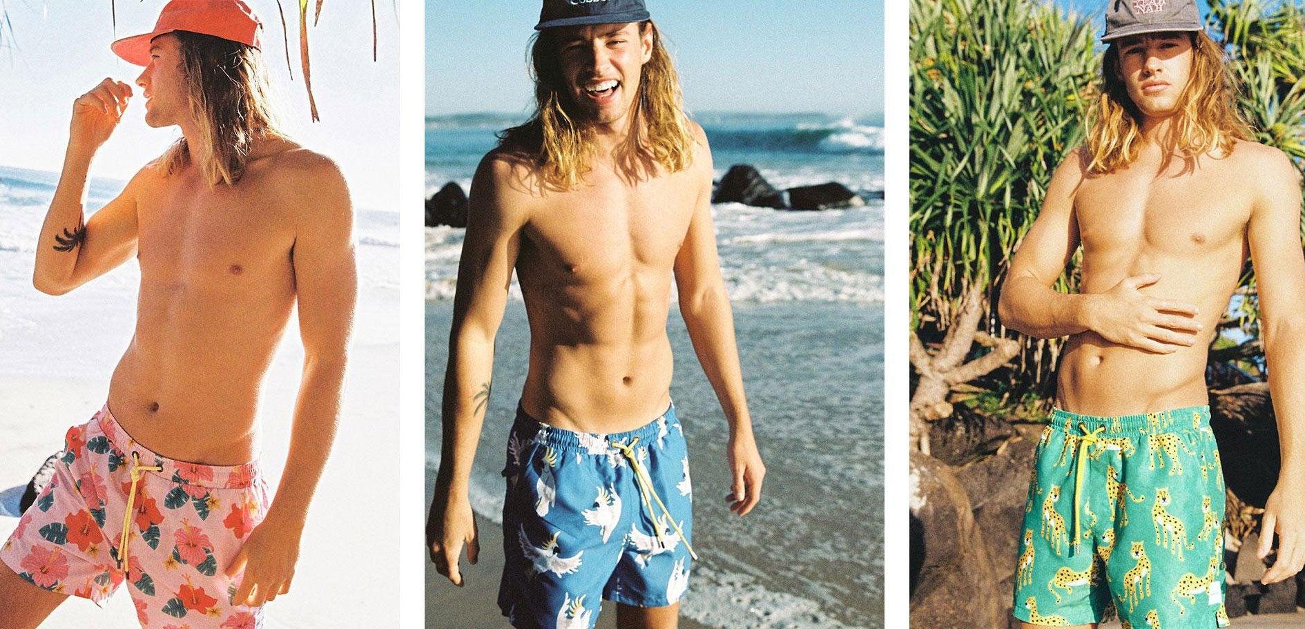 Men's Boardshorts Style Guide